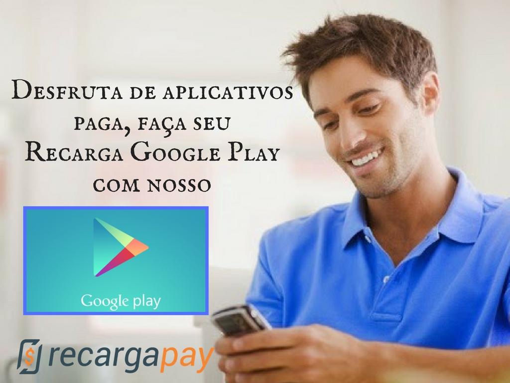 app para recarga Google Play