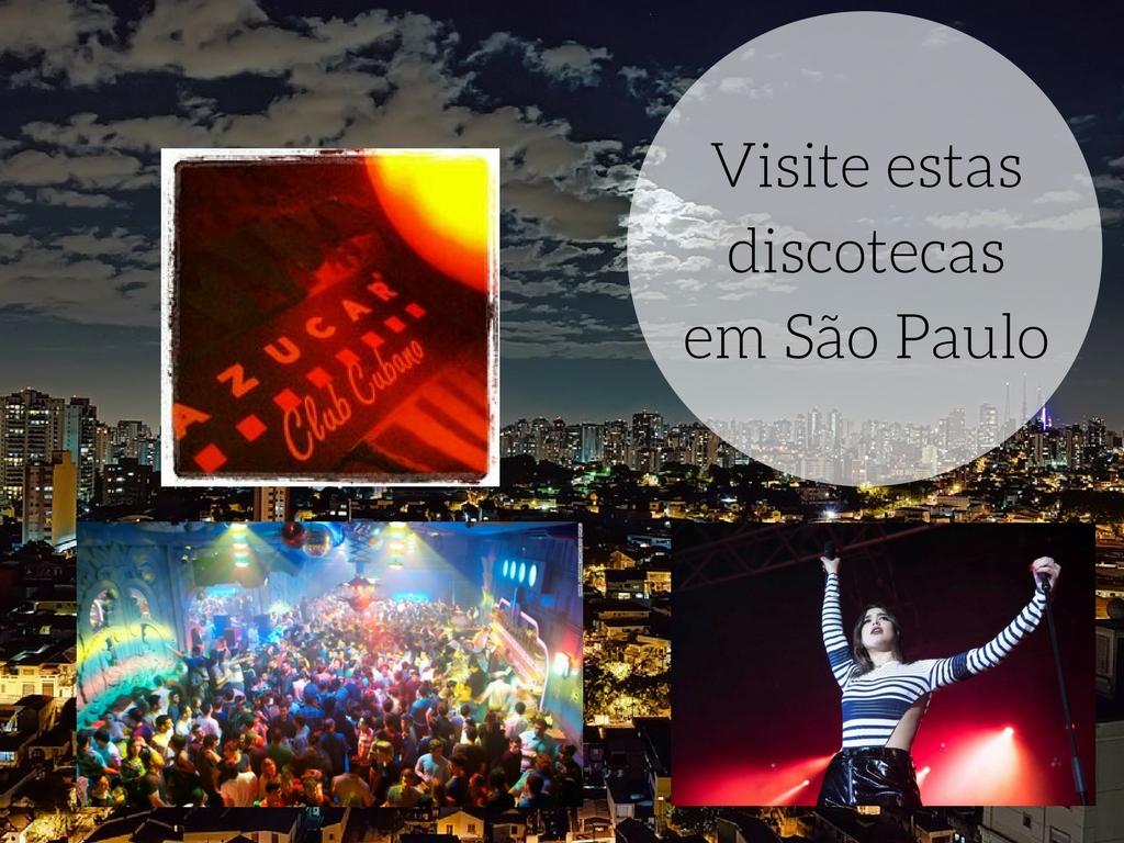 Clubes em São Paulo