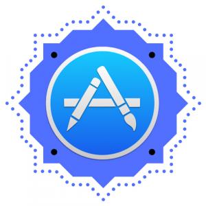 Logo PNG app store
