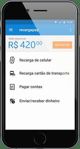 Recarga Google Play com Recargapay
