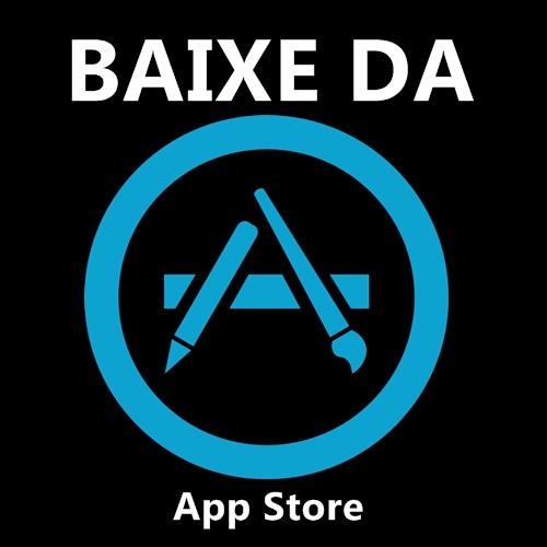 baixe da app store