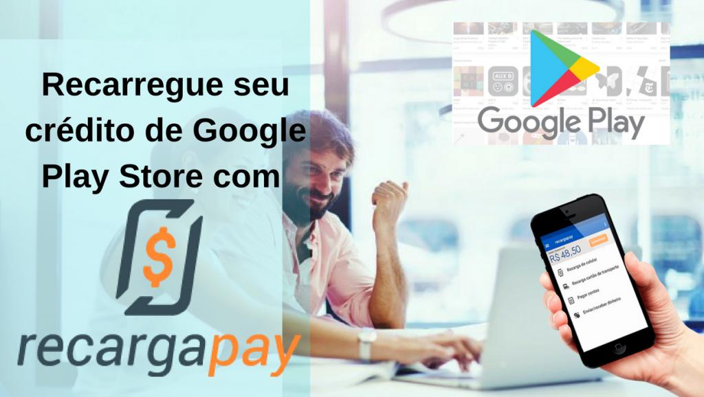 recargapay aplicativo pagamento online