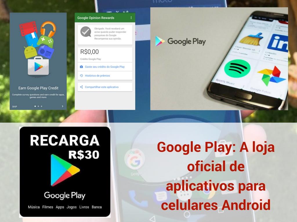 Google Play: A loja oficial de aplicativos Android