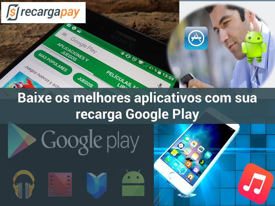 Baixe os melhores aplicativos do Google Play