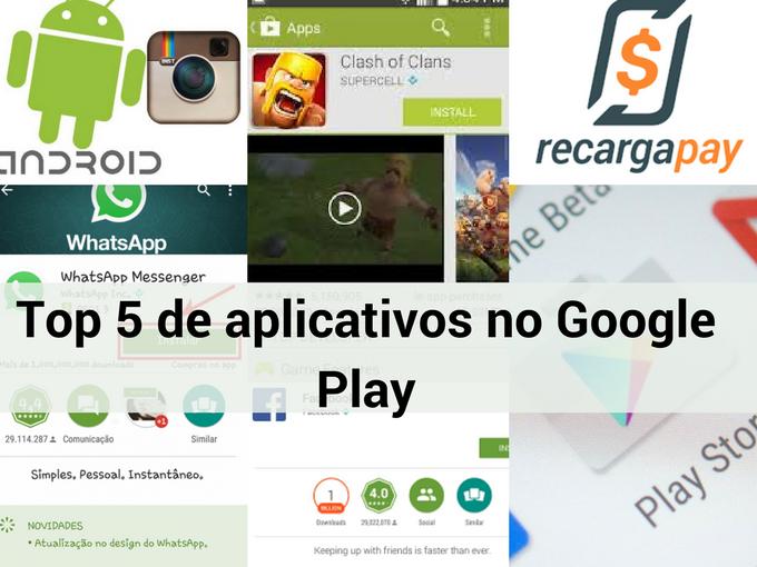 Top 5 de Google Play
