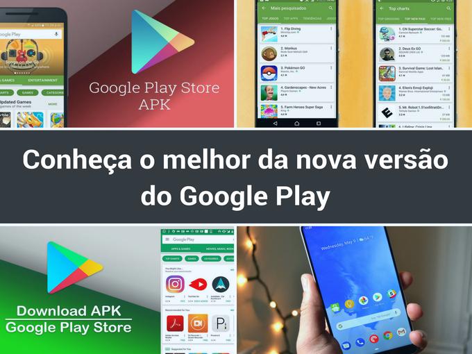 Google Play versão 10.0.7 jpg