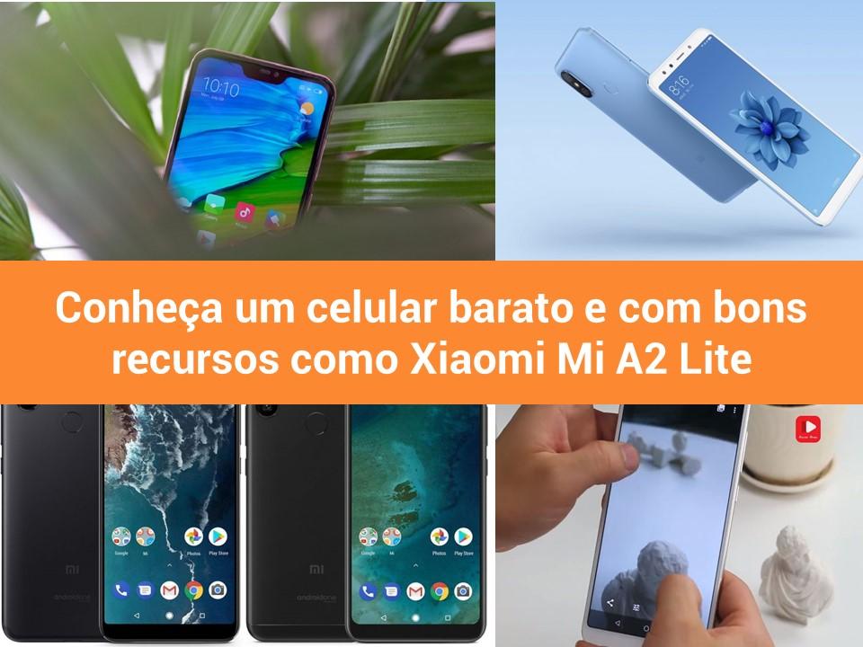 Xiaomi Mi A2 Lite favorece a economia de seus usuários