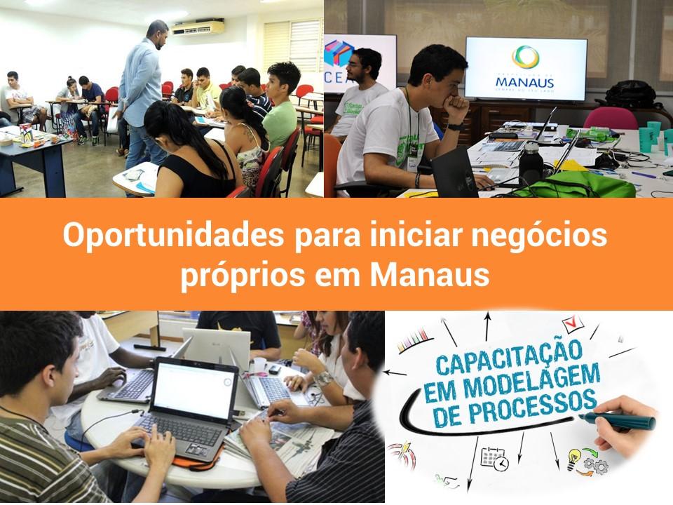 Novos empreendimentos em Manaus
