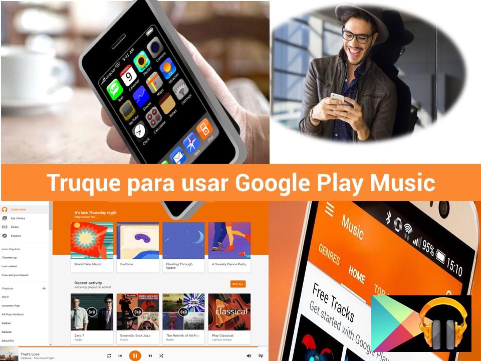Google Play Music a melhor diversão