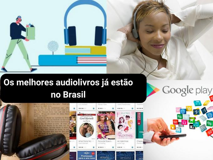 Audiolivros são uma nova maneira de se conectar com a literatura
