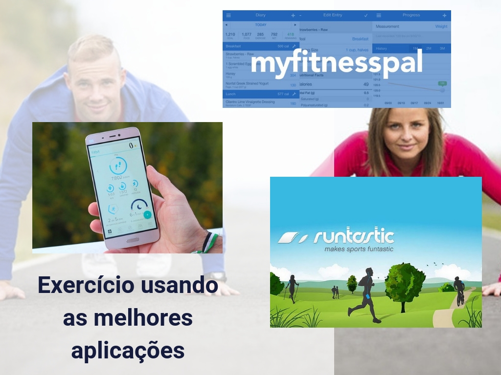 Exercício usando as melhores aplicações