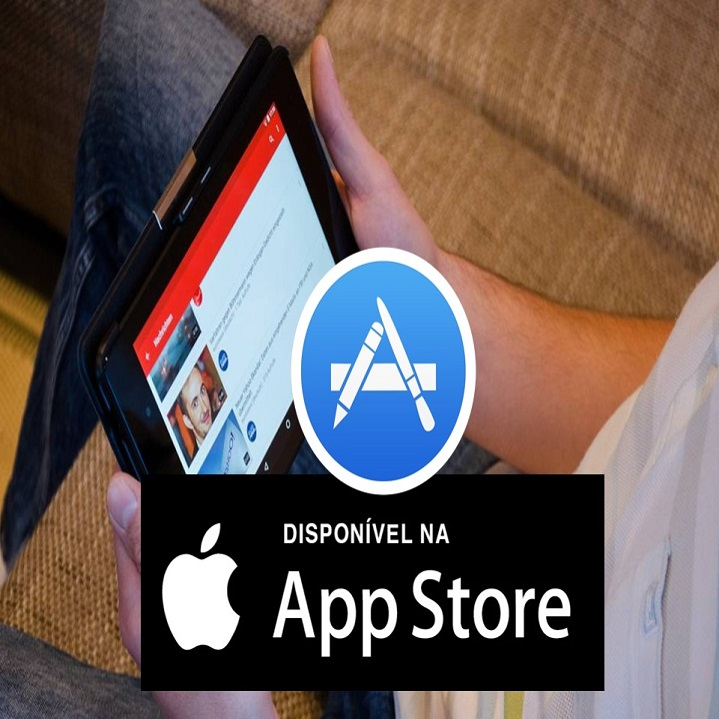 Baixe seu aplicativo para iOS em App Store