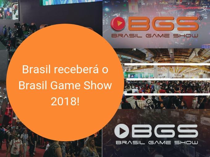 Brasil receberá evento para games no 2018