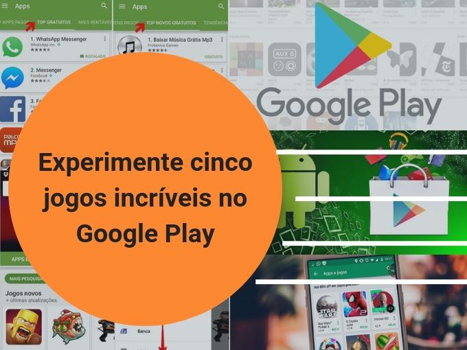 Os melhores jogos de outubro no Google Play