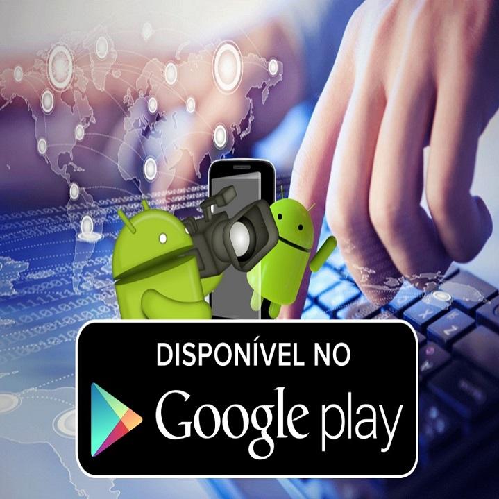 Disponível no Google Play para Android