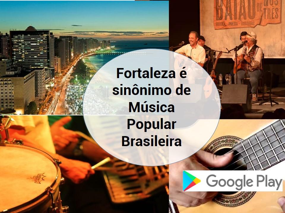 Fortaleza é um espaço musical para os gêneros brasileiros