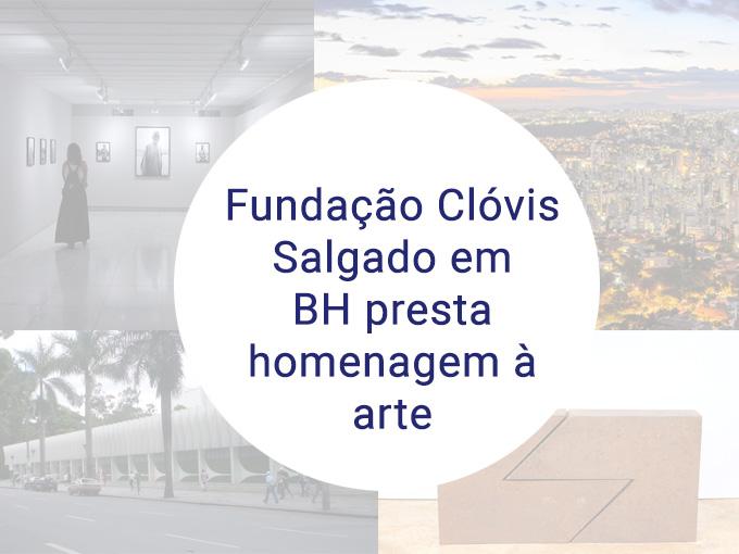 Fundação Clóvis Salgado dá sequência à série de arte em BH
