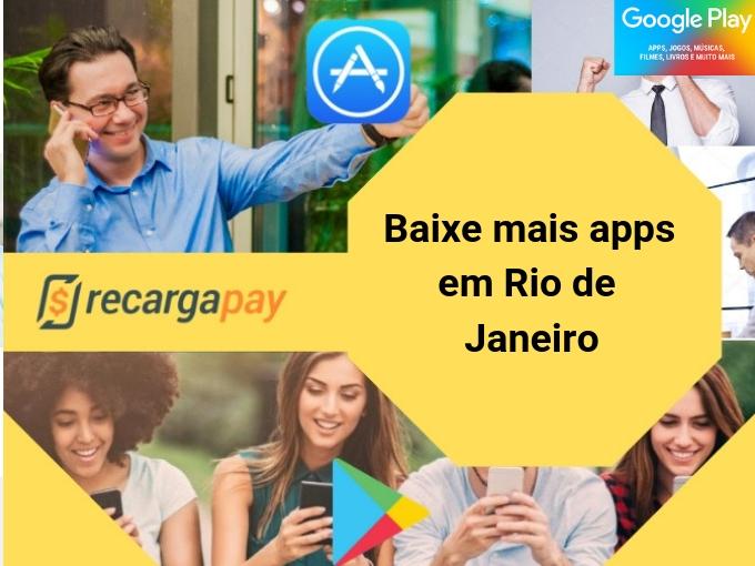 Baixe mais apps em Rio de Janeiro