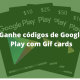 Codigos giftcards