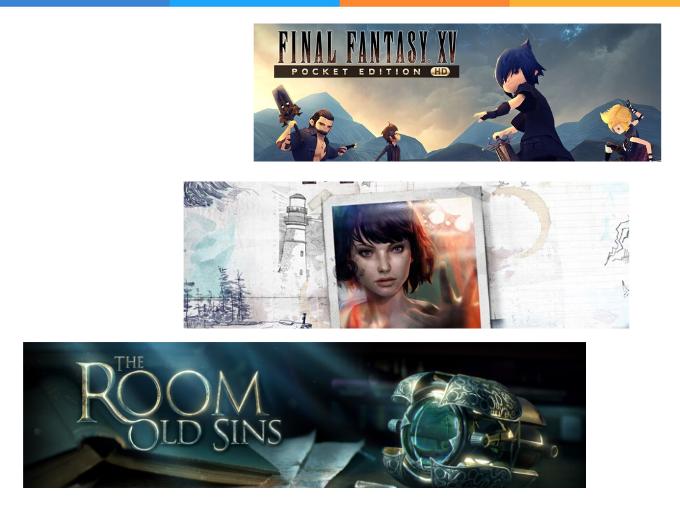Melhores jogos Premium