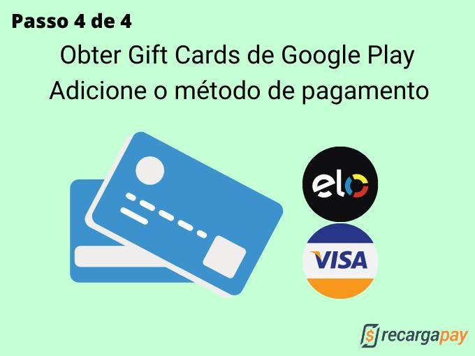 Passo 4 de 4 para Obter Gift Cards de Google Play (1)