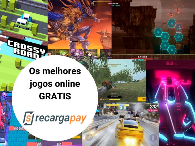 Os melhores jogos online GRATIS