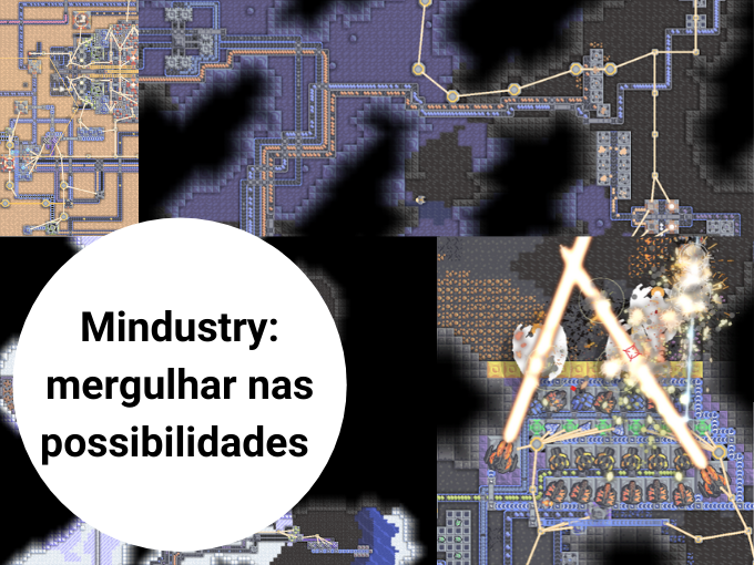Mindustry: mergulhar nas possibilidades