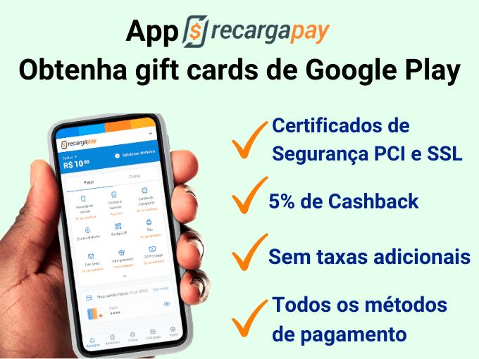 RecargaPay, info de calidade