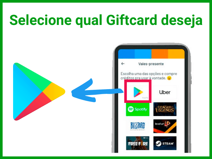 gifcard google